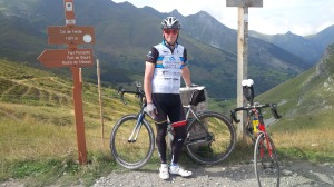 Top of Col de Tende